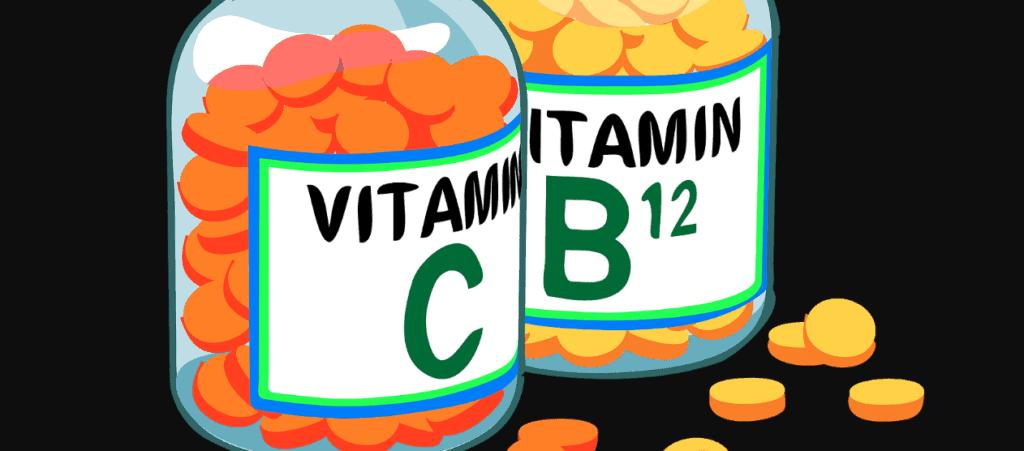 modere burn vitamin c