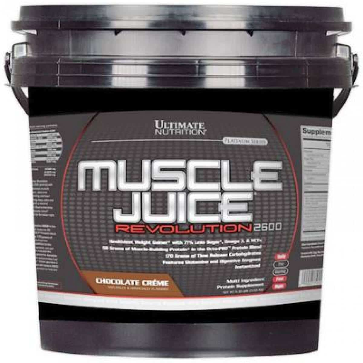 Ultimate Nutrition Muscle Juice Review – Nutrition Ftempo