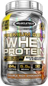 MuscleTech Protein Review
