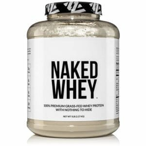 Naked Whey Protein Review