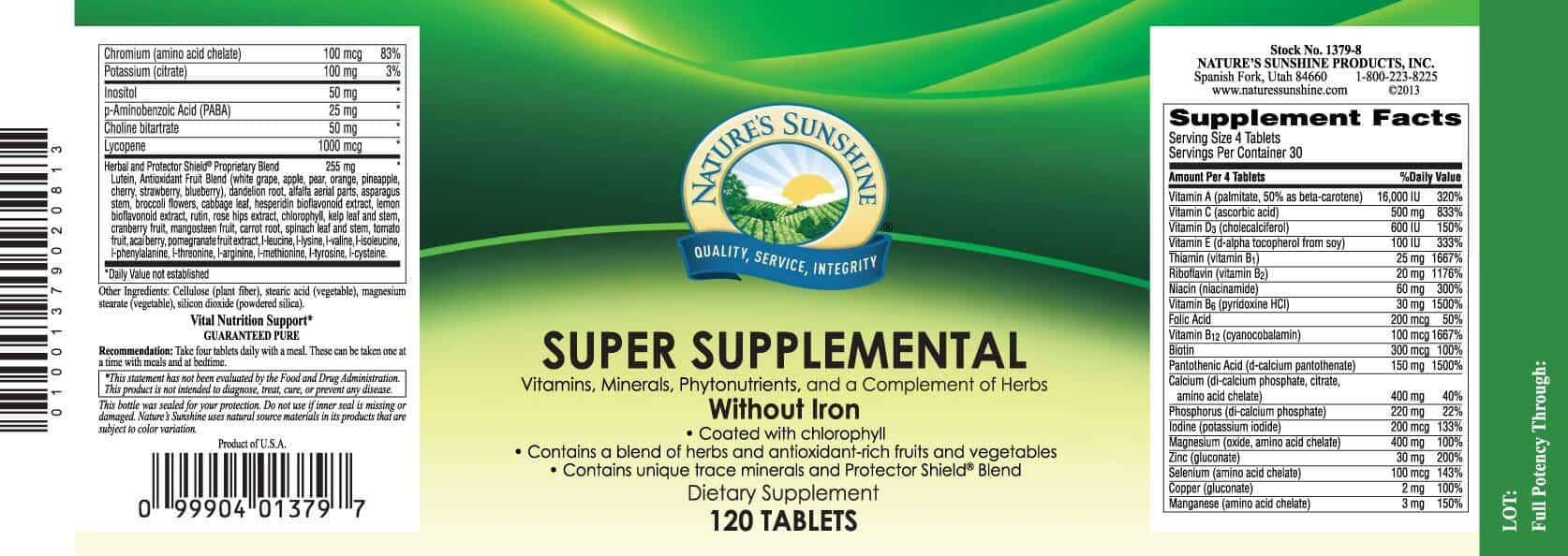 Who Sells Nature S Sunshine Products