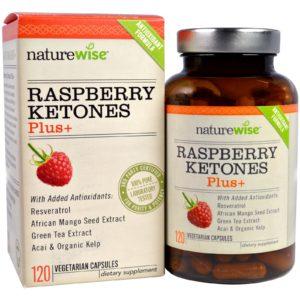 NatureWise Raspberry Ketones Plus Review
