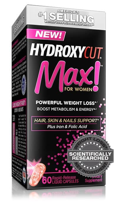 Hydroxycut Max Review (UPDATE: 2019) | 13 Things You Need ...