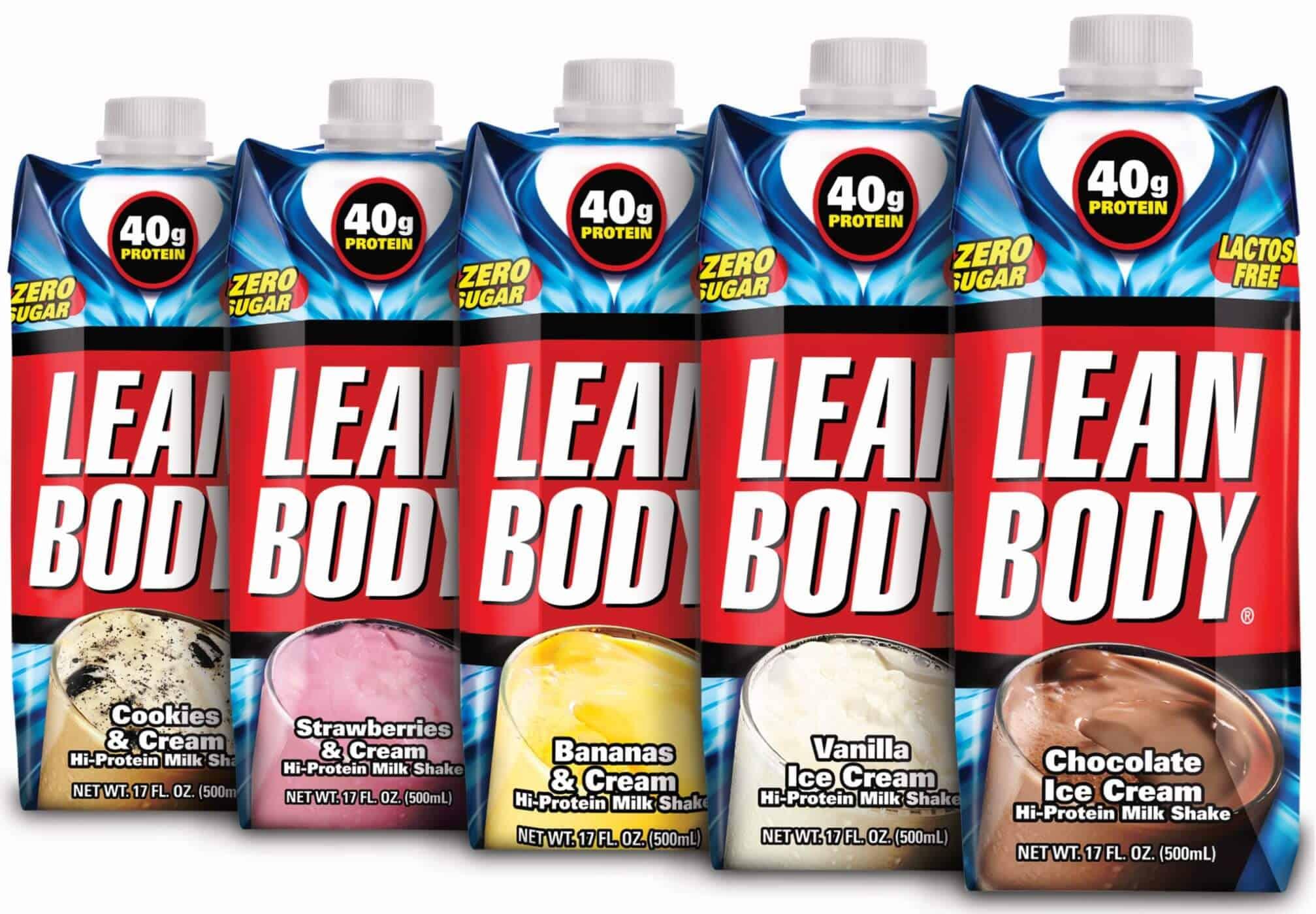 Labrada Lean Body Quote