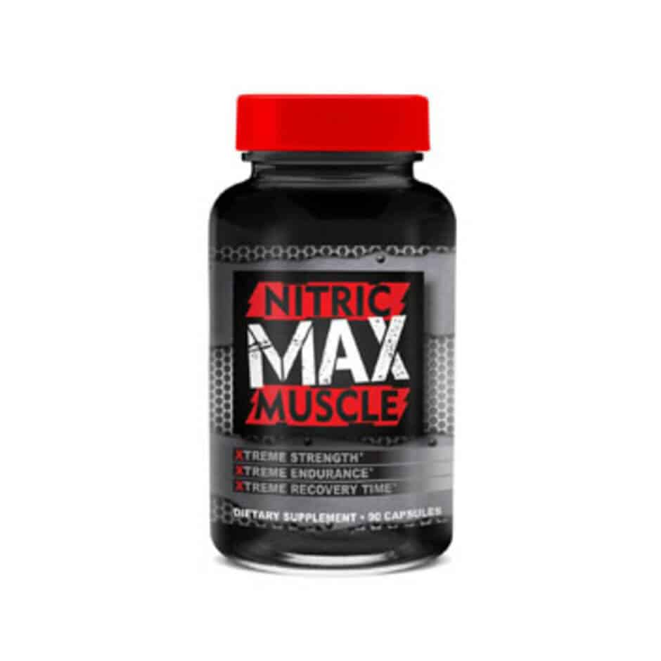 Nitric Max Muscle Review (UPDATE: 2018) | 6 Things You ...