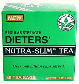 Nutra-Slim Tea Review
