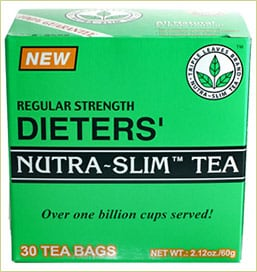 Nutra-Slim Tea Review