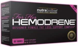 Nutrabolics Hemodrene For Her Review