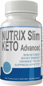 Nutrix Slim Keto Review