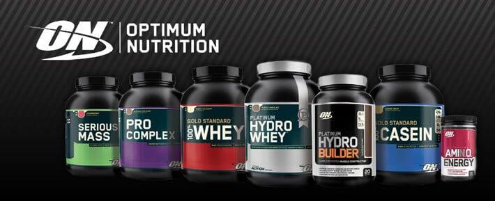 Optimum Nutrition Quote