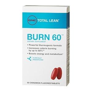 GNC Total Lean Burn 60 Review