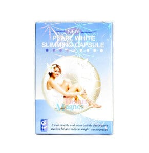 Pearl White Slimming Capsules Review