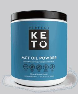 Perfect Keto MCT Oil Powder Review