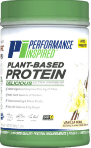 Purely Inspired Plant-Based Protein Review