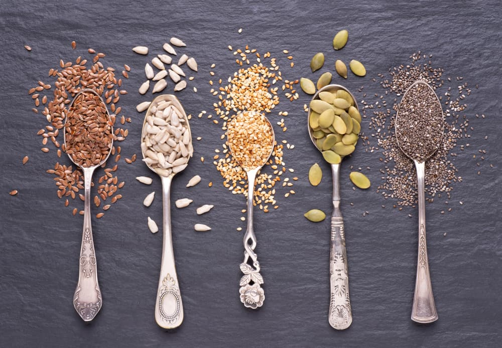 Plant-Based Seeds