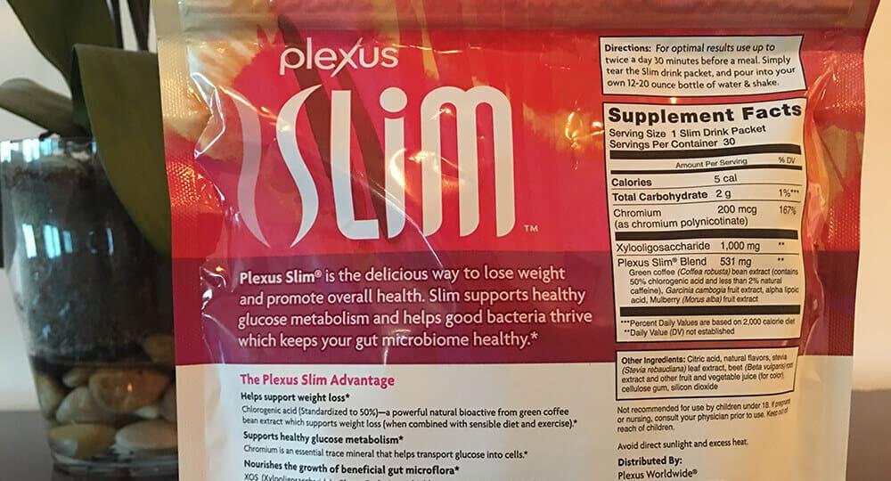 Plexus Slim Customer Testimonials