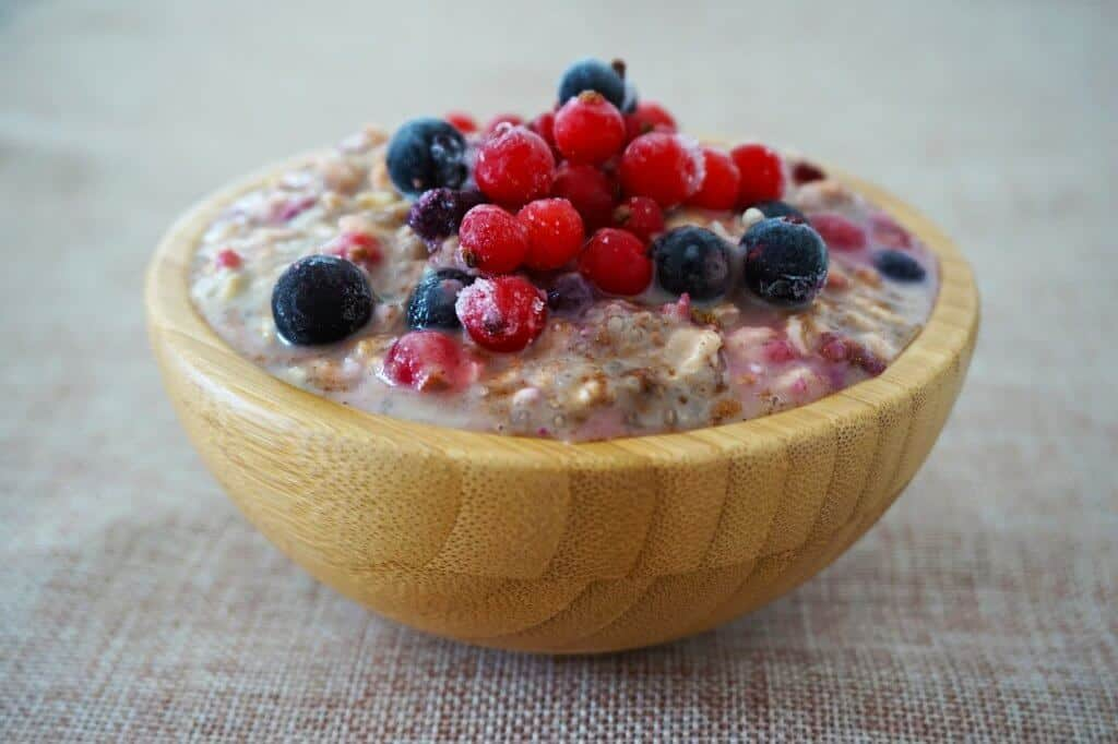 Coconut Flour Porridge