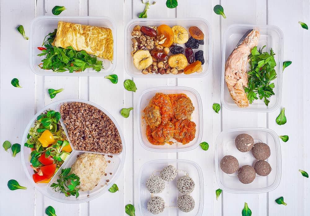 Portion Sizes on a Leslie Sansone Diet Plan