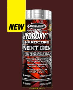 Hydroxycut Hardcore Next Gen Review