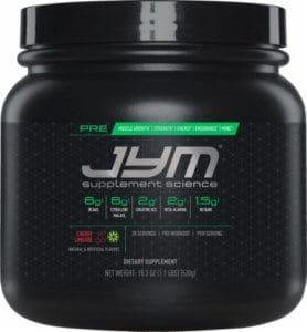 Pre Jym Review