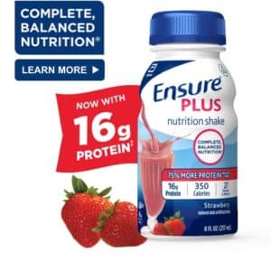 Ensure Plus Review