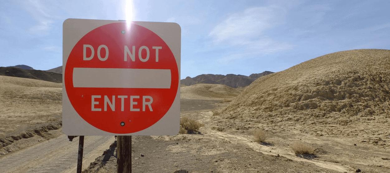 Advantra Z warnings