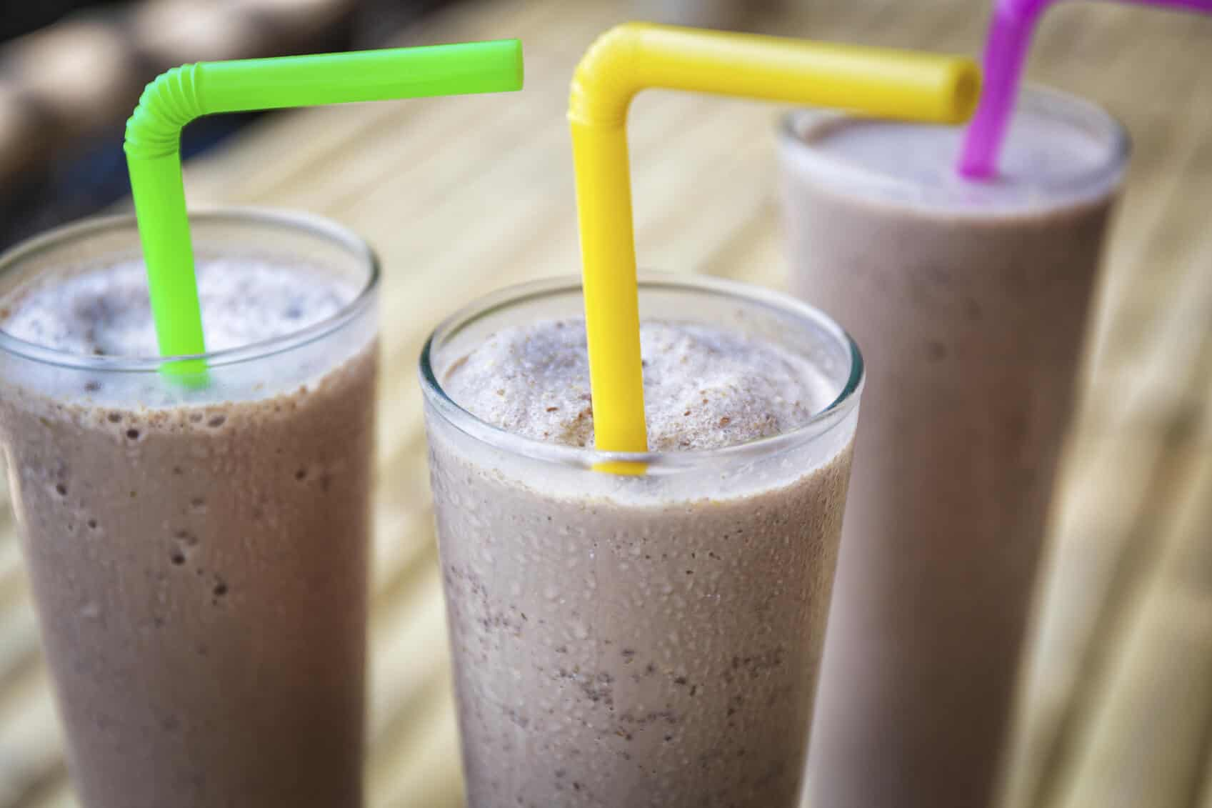 Drop Pounds and Belly Fat by Drinking Protein Shakes – Here's How! Ingredients