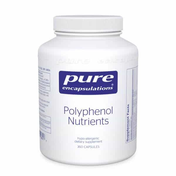 pure encapsulations polyphenol