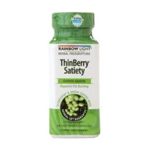 Rainbow Light Thinberry Satiety Review