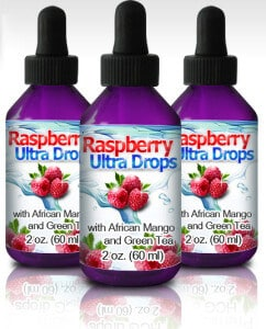 Raspberry Ultra Drops Review