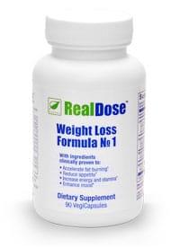RealDose Weight-Loss Formula No1 Review
