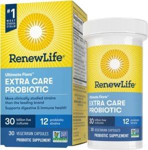 Renew Life Probiotics Review