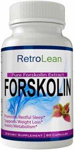 Retro Lean Forskolin Review