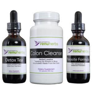 Robin Anthony's Renu Herb Review