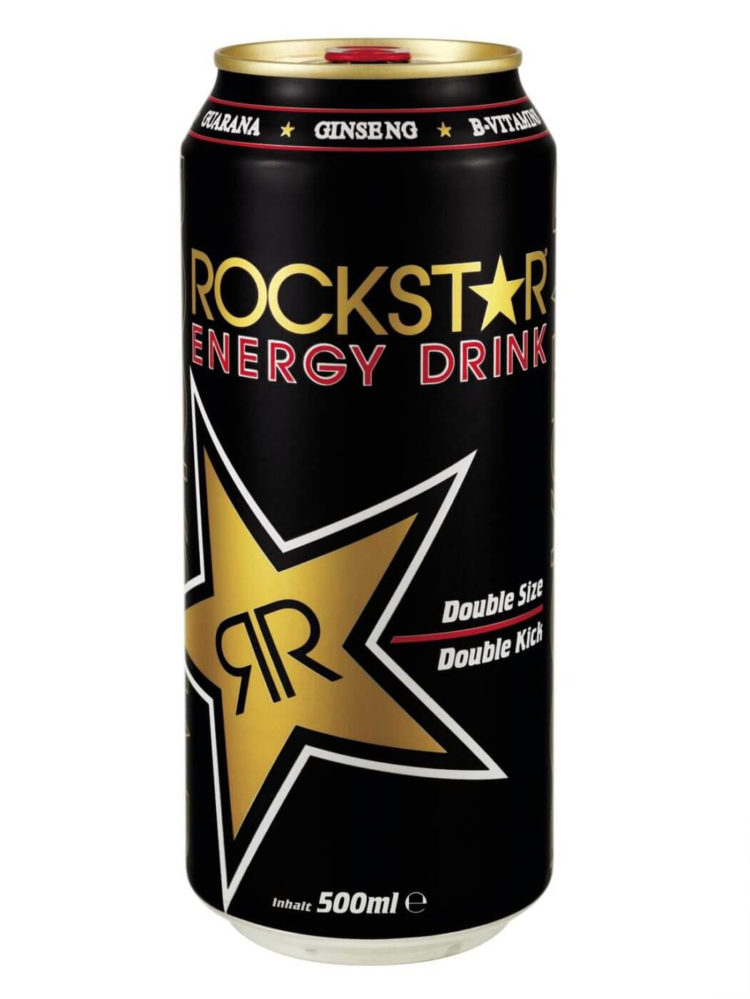 Rockstar energy drink review does it work side effects for 5 star energy