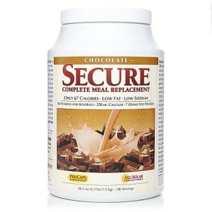 Secure Complete Meal Replacement Review