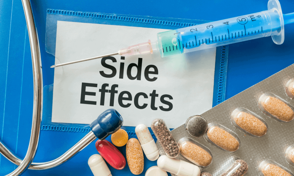 food lovers diet side effects