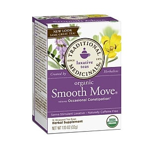 Smooth Move Tea Review