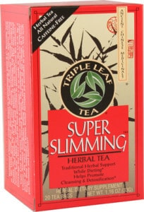 Super Slimming Herbal Tea Review