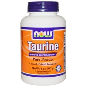 Taurine Review