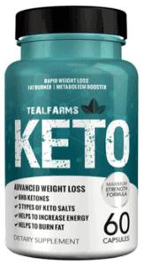 Teal Farms Keto Review