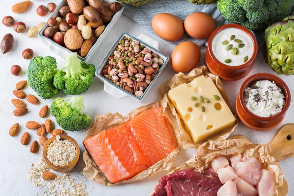 The 4 Hour Body Food List