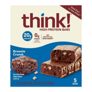thinkThin Bars Review