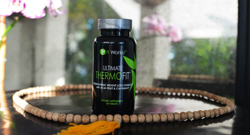 Ultimate ThermoFit Ingredients