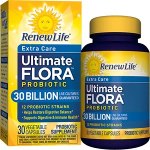 Ultimate Flora Probiotic Review
