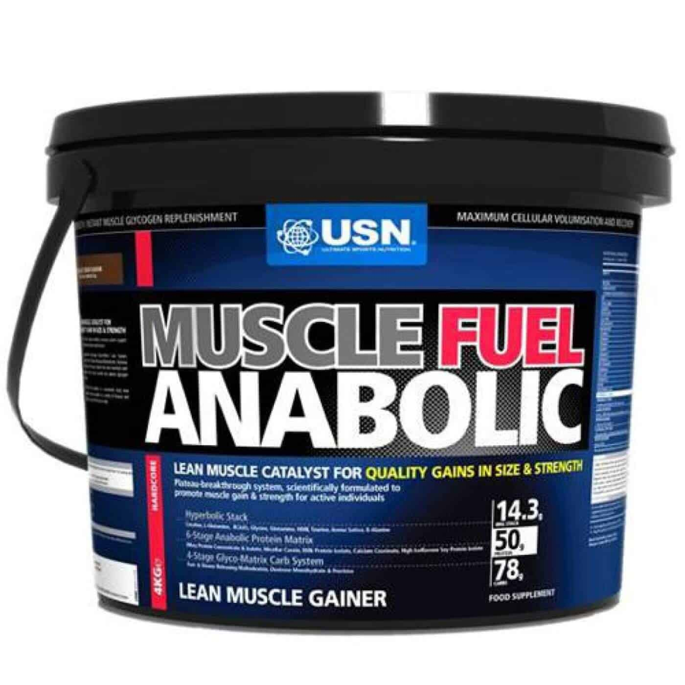 USN Muscle Fuel Anabolic Review (UPDATE: 2018) | 6 Things ...