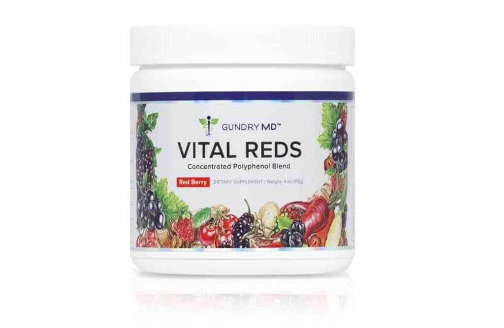 Vital Reds packs in the polyphenols.