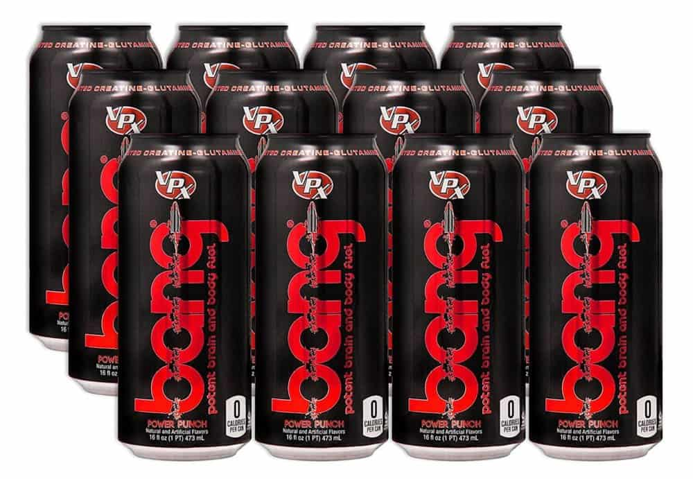 bang energy drink side effects