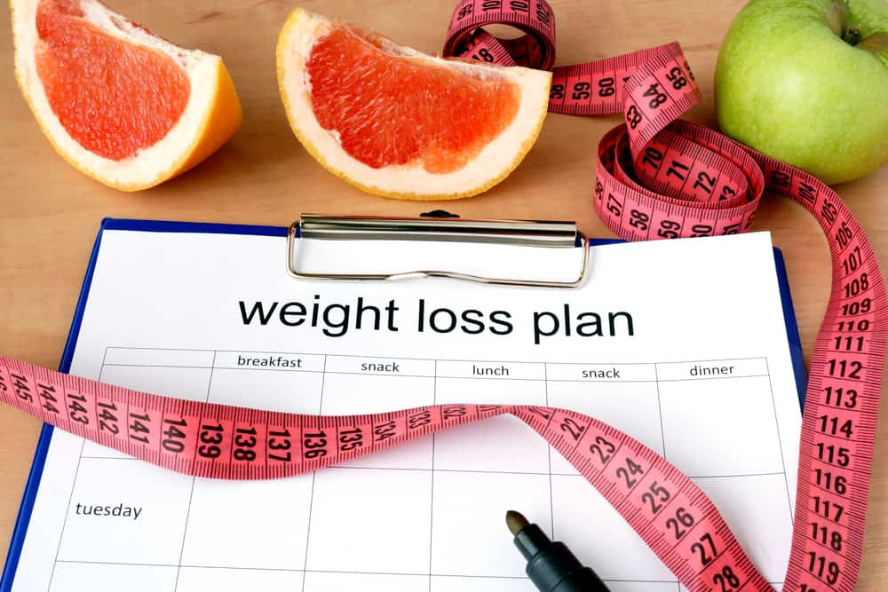 weight loss diet category