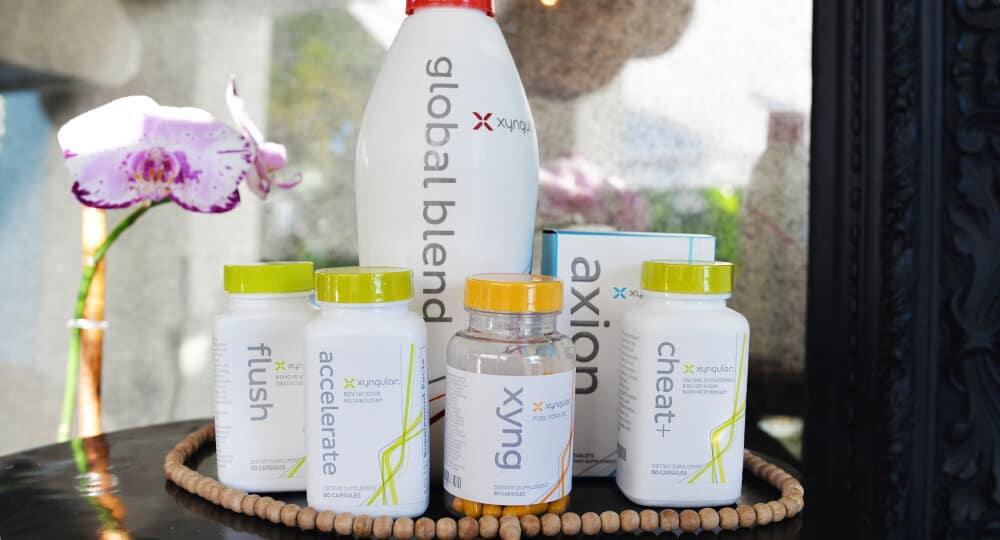 Xyngular Ingredients